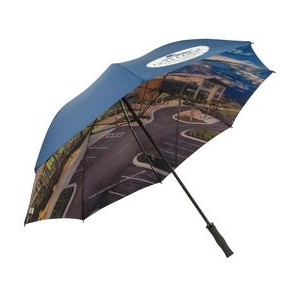 Double Cover Full Color Golf Umbrella